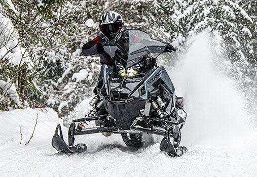 Scooterverdens beste forstilling, Polaris Race IFS