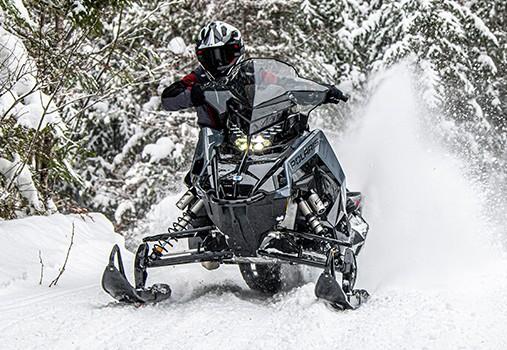Skotervärldens bästa framvagn Polaris Race IFS