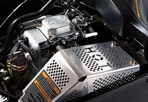 120cc fyrtakts motor