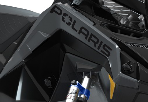 Aluminum & Carbon chassis