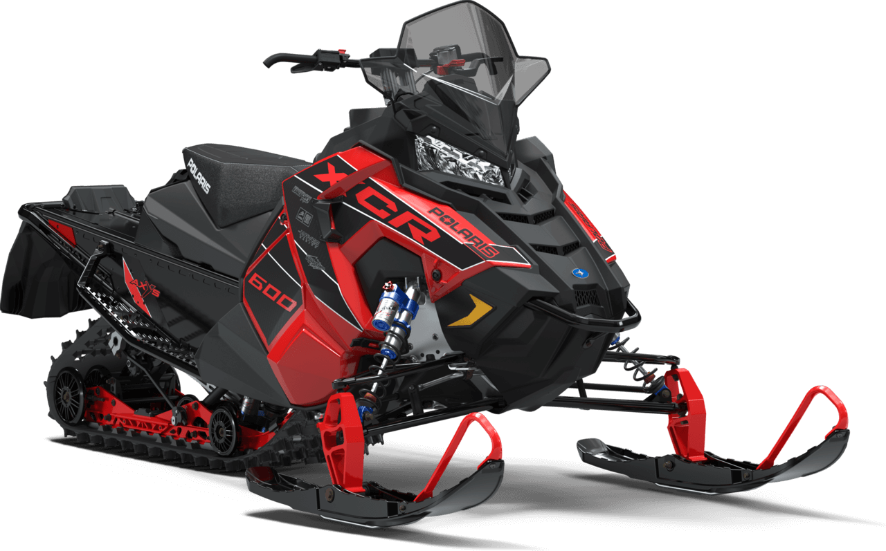 600 INDY® XCR 129  RUSH®