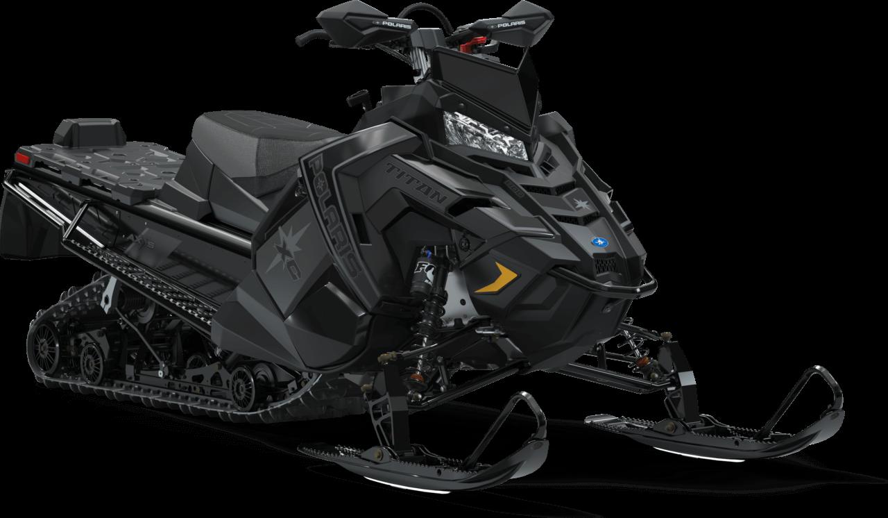 800 Titan XC Snowcheck