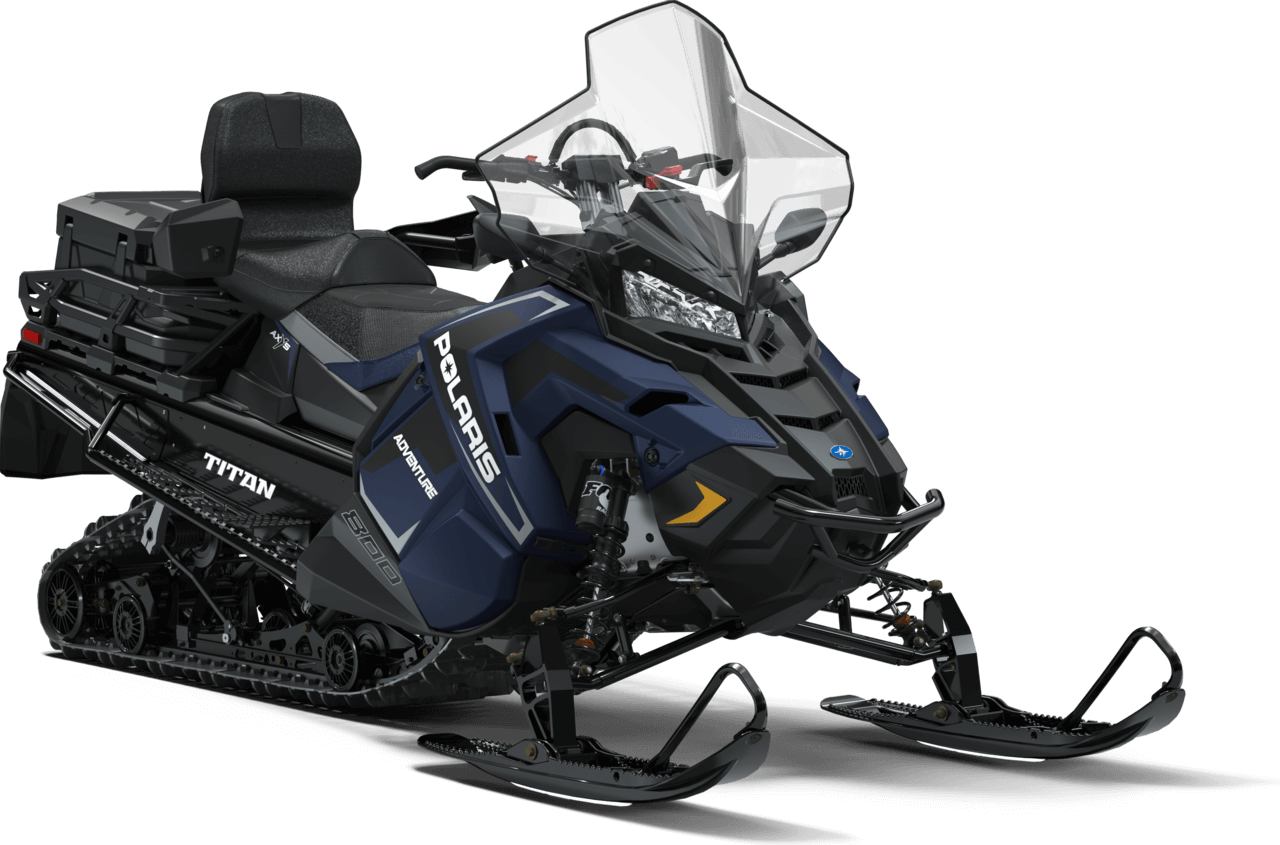800 TITAN Adventure 155